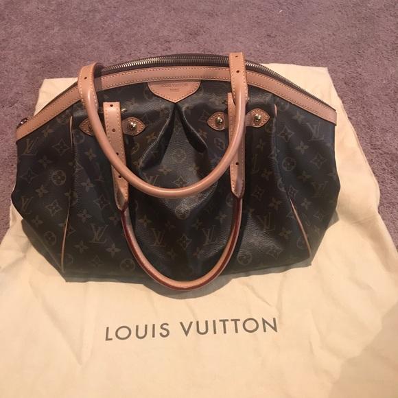 196f5f54de4 Louis Vuitton Handbags - Louis Vuitton Tivoli GM Handbag